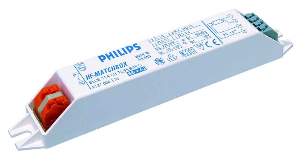 Philips HF-Matchbox BLUE 109 TL PL-S LH EVG