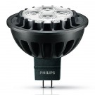 Philips - Master LEDspot LV MR16 7 Watt GU5.3 827 Warmweiss extra 2700 Kelvin